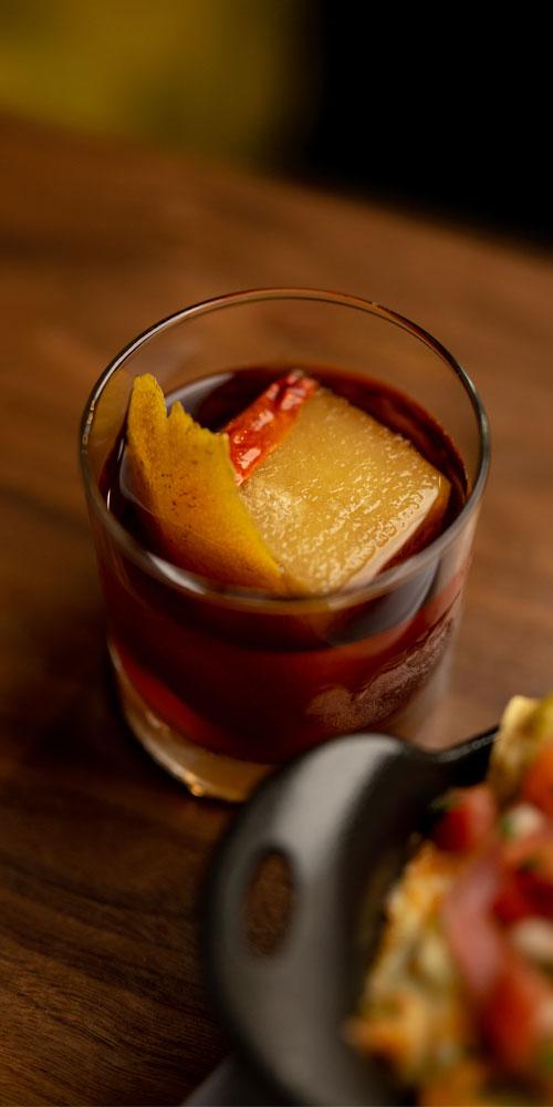 El Beso Drink Menu