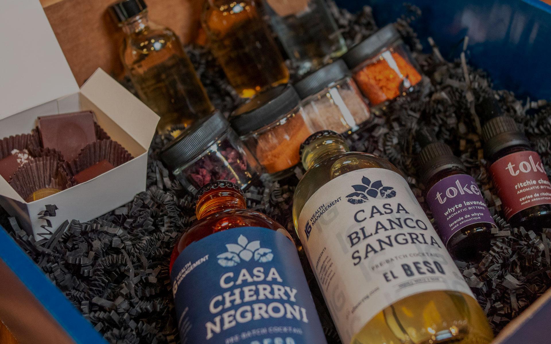 El Beso Cocktails